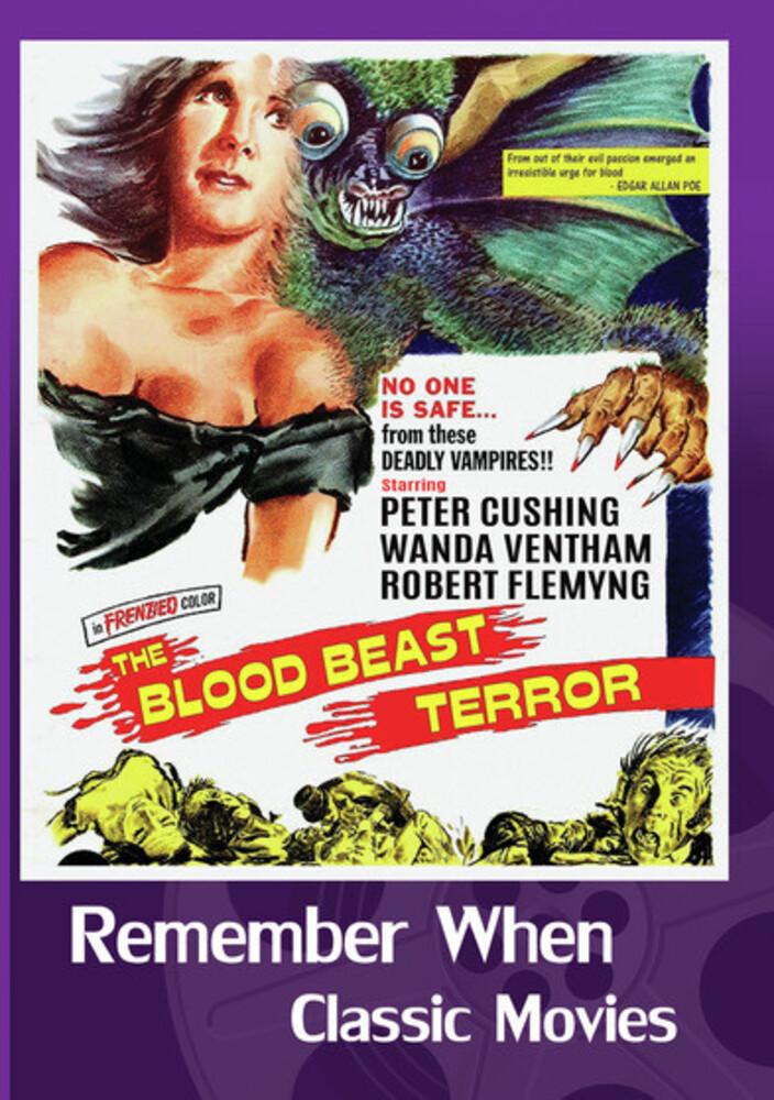 - Blood Beast Terror / (Mod Dol)