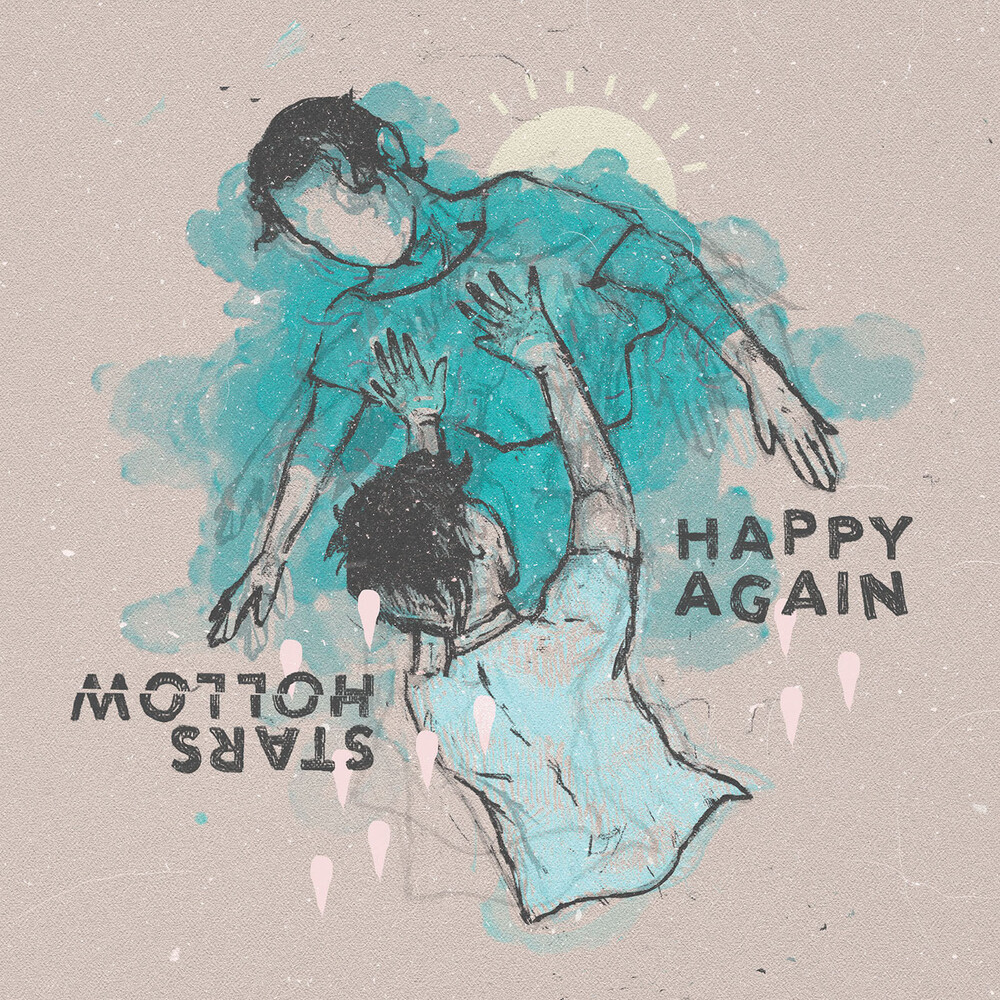 Stars Hollow - Happy Again [Colored Vinyl] (Ep)