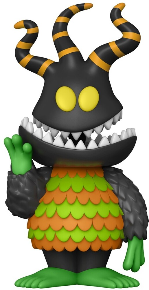 - The Nightmare Before Cristmas: Harlequin Demon