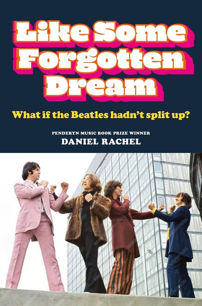 Daniel Rachel - Like Some Forgotten Dream (Hcvr)