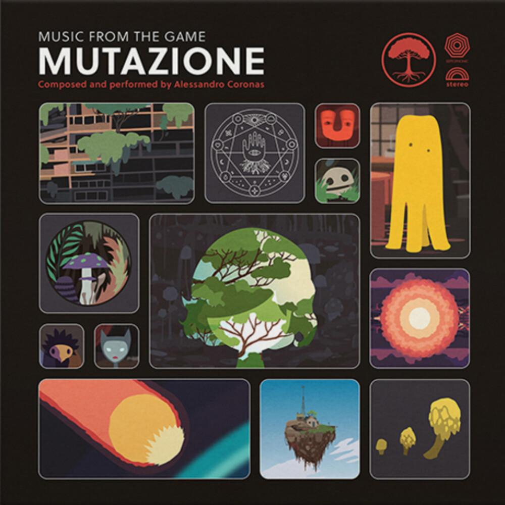 Alessandro Coronas - Mutazione / O.S.T.