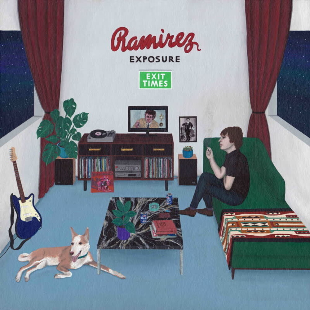 Ramirez Exposure - Exit Times [Colored Vinyl] (Gate) (Grn) [Limited Edition] [180 Gram] (Post)