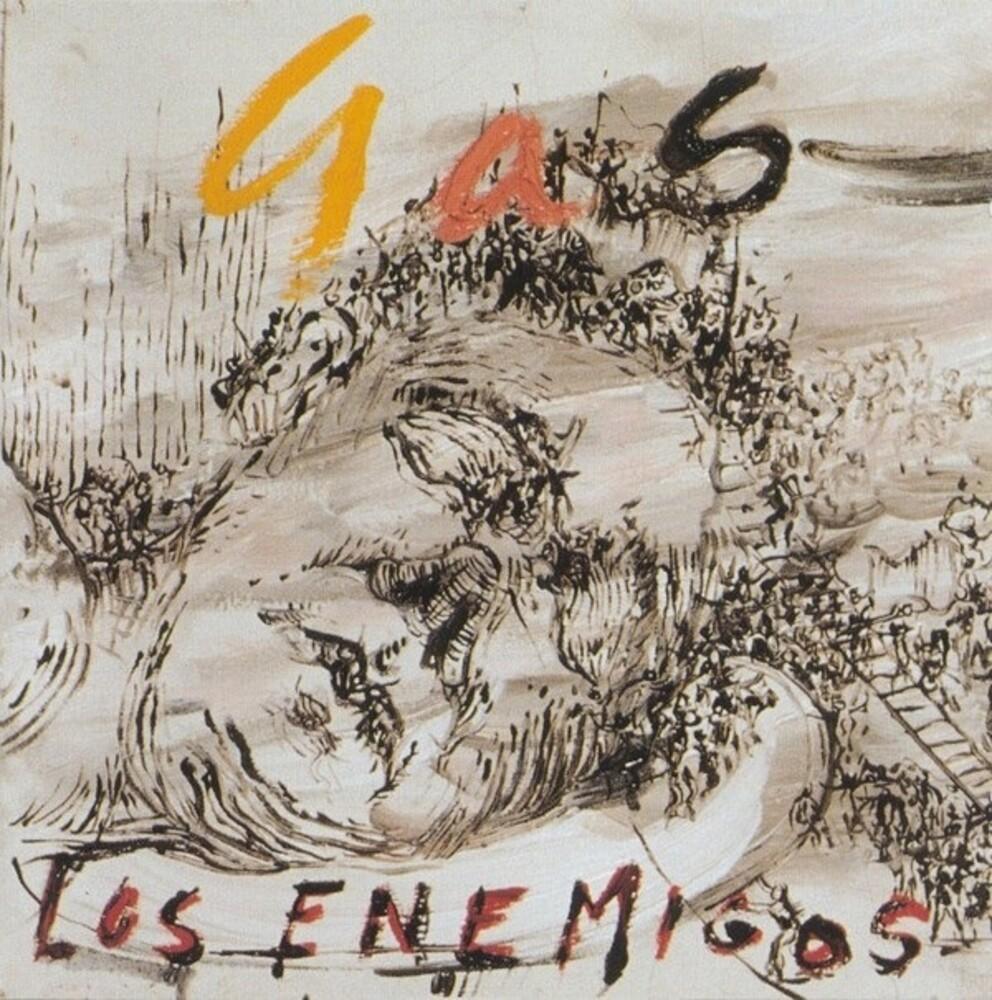 Los Enemigos - Gas (Spa)