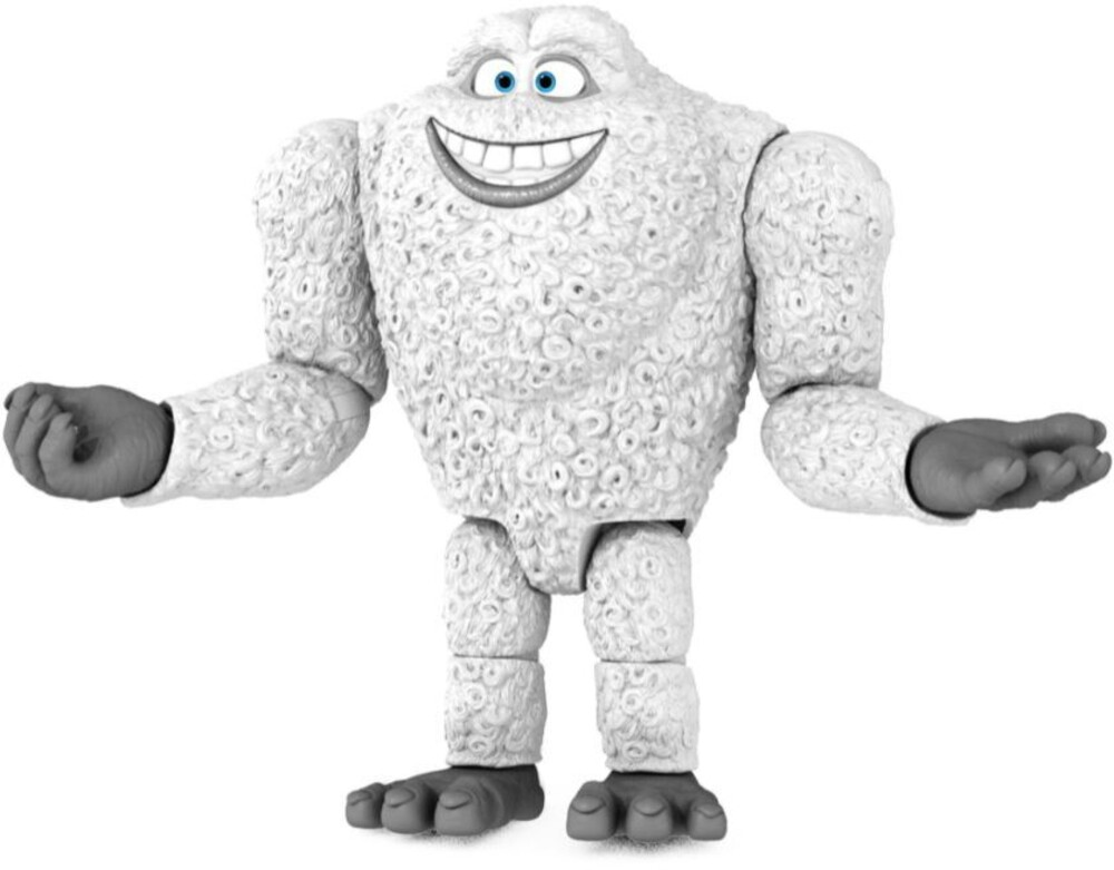 World of Pixar - World Of Pixar Figure Abominable Snowman (Fig)