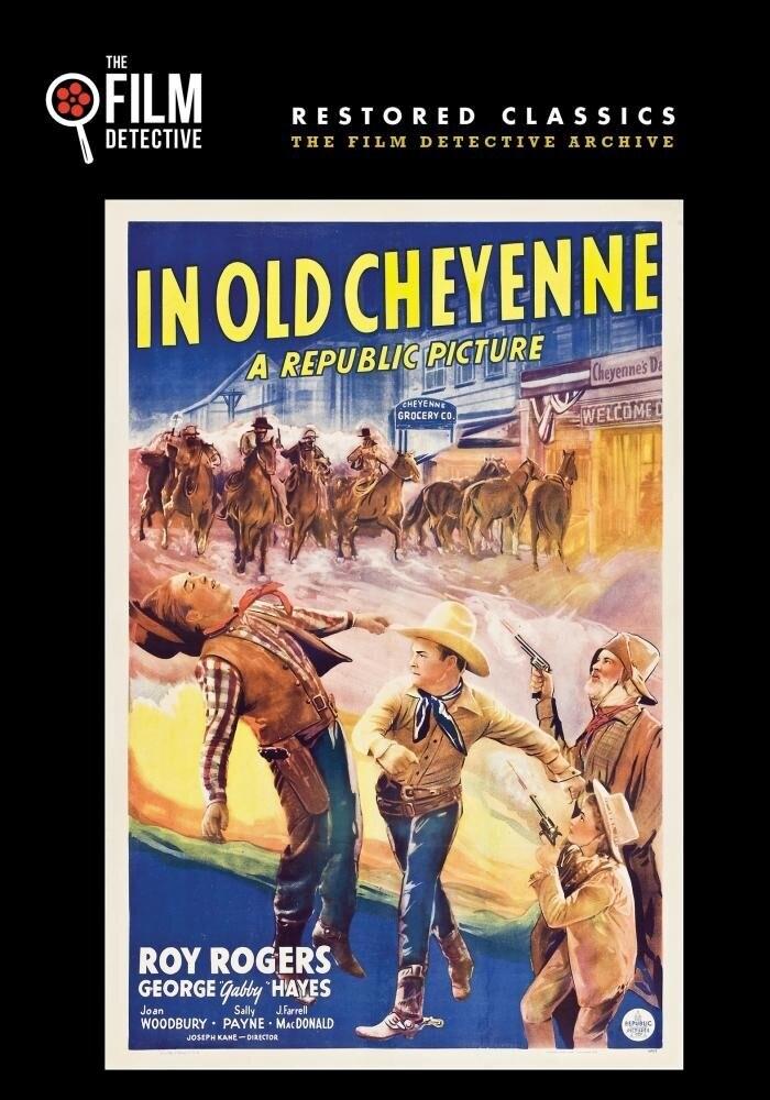 - In Old Cheyenne