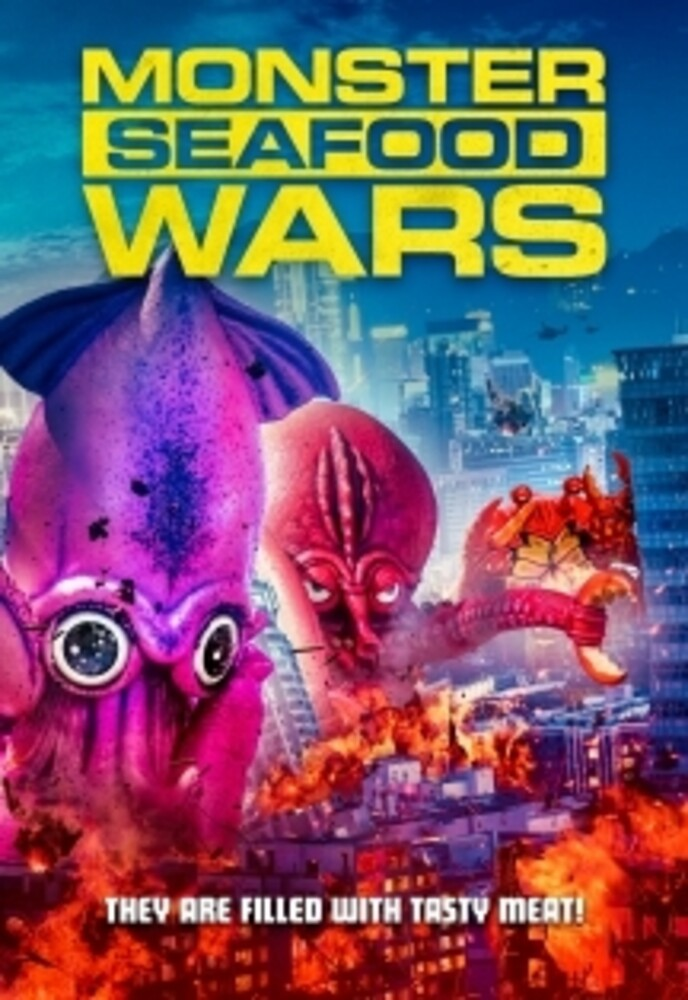 Monster Seafood Wars - Monster Seafood Wars