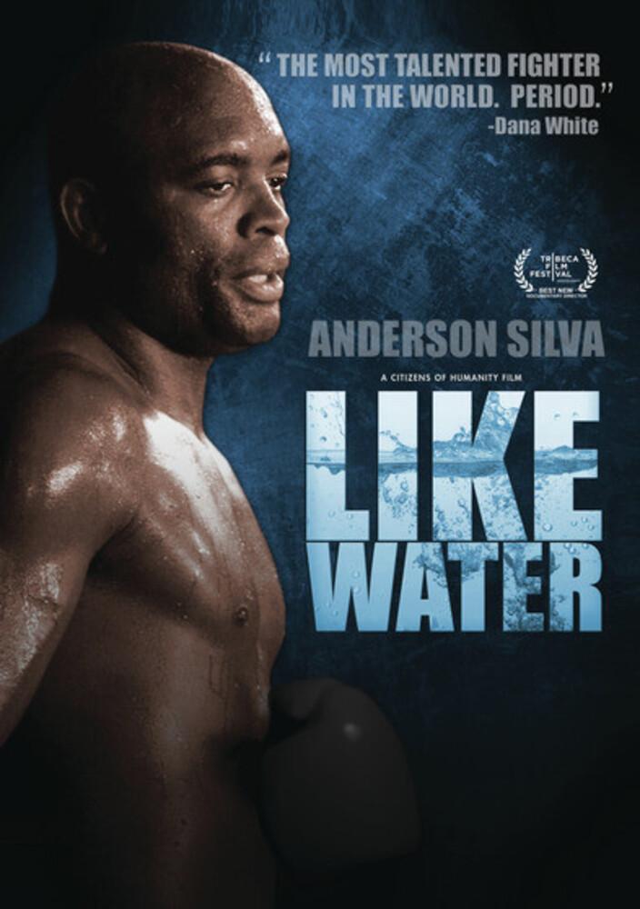 Anderson Silva: Like Water - Anderson Silva: Like Water / (Mod)