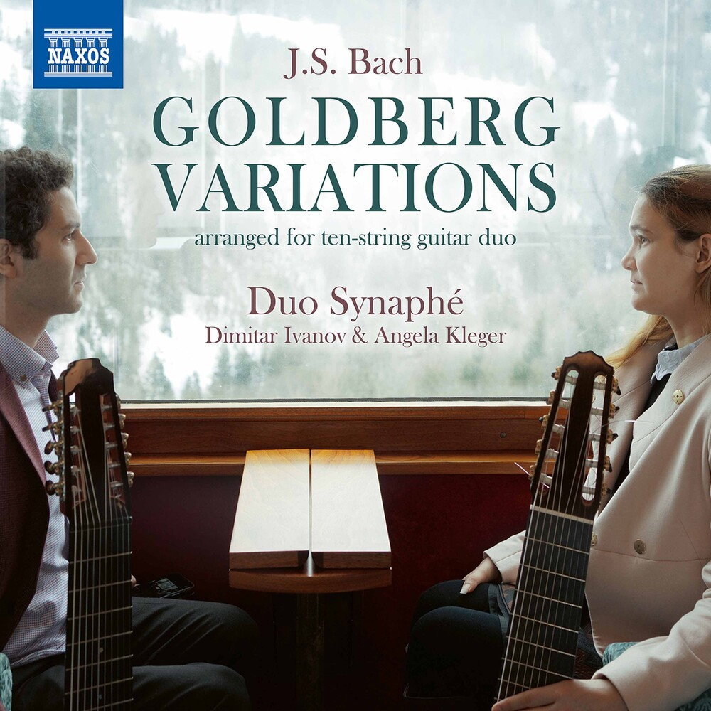 J Bach .S. / Duo Synaphe - Goldberg Variations (2pk)