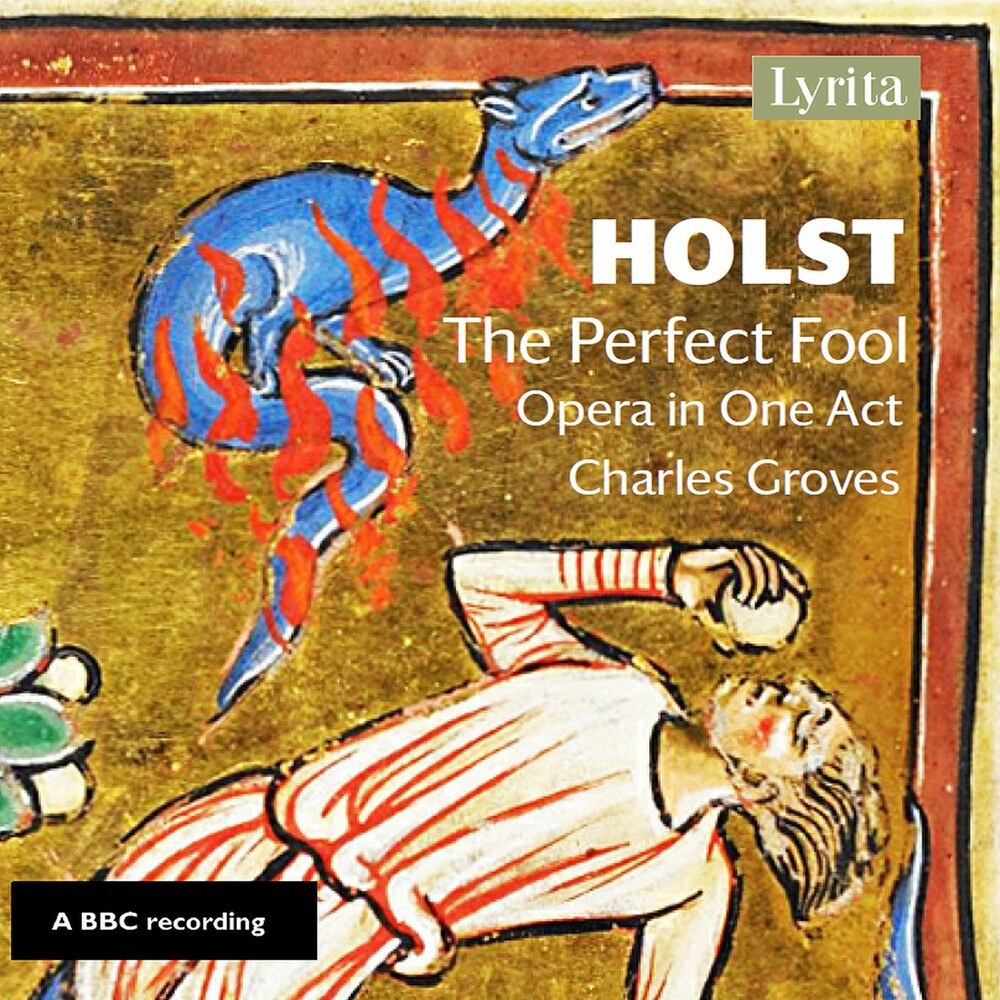 Holst / Bbc Northern Symphony Orch / Groves - Perfect Fool