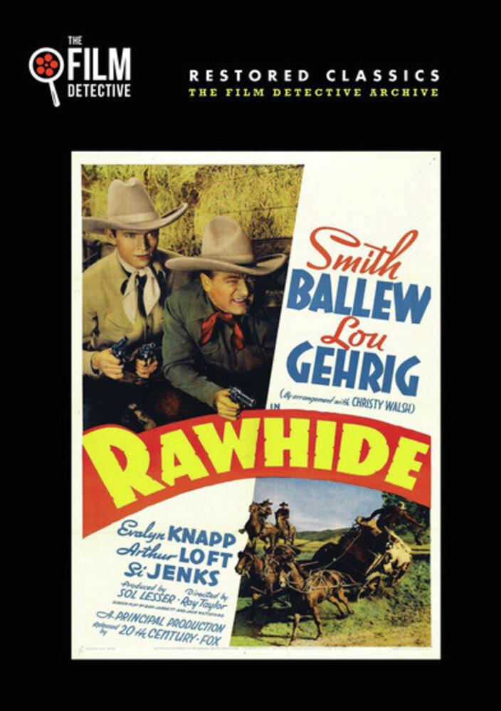 Rawhide - Rawhide / (Mod)