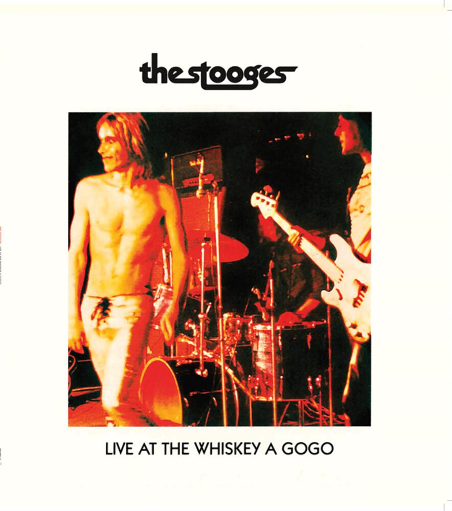 Stooges - Live At Whiskey A Gogo (Bonus Track) [Colored Vinyl] (Wht)