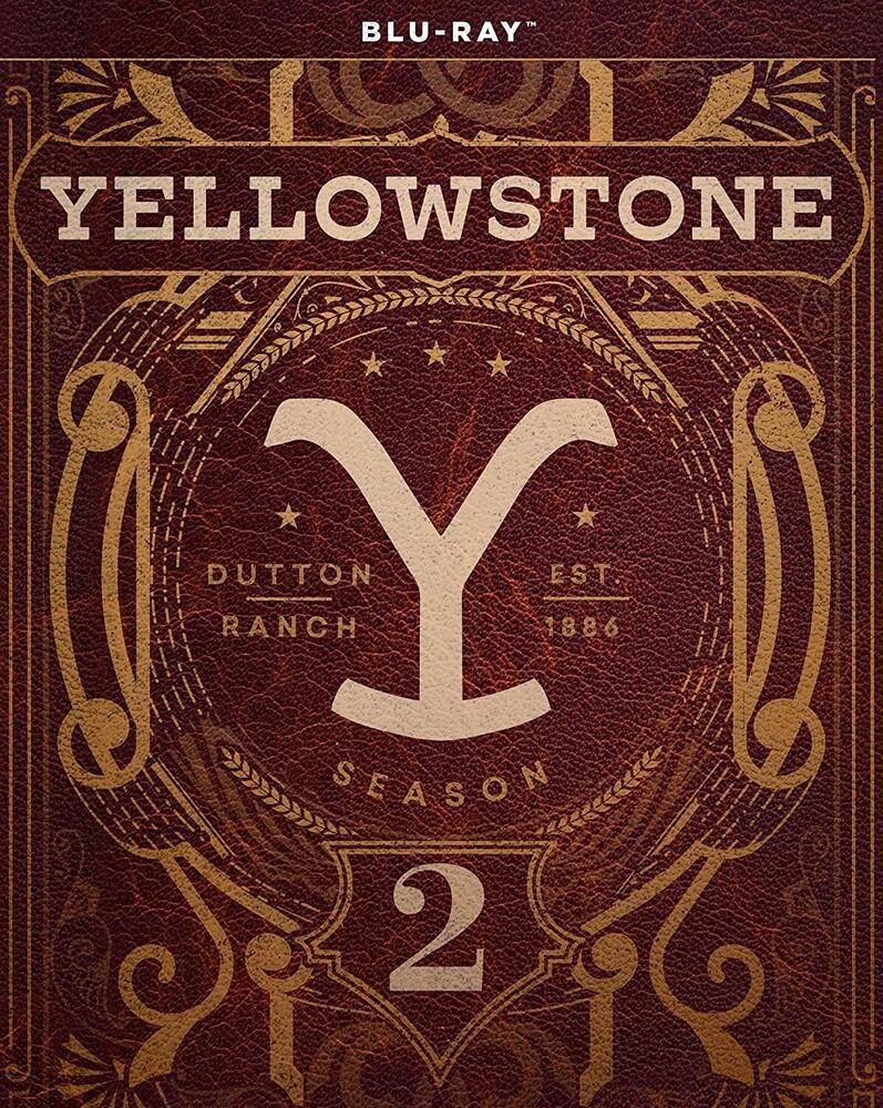 Yellowstone: Season Two - Yellowstone: Season Two (3pc) / (Spec 3pk Ac3 Dts)