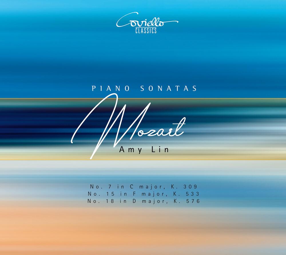 Mozart / Lin - Piano Sonatas 7 15 & 18