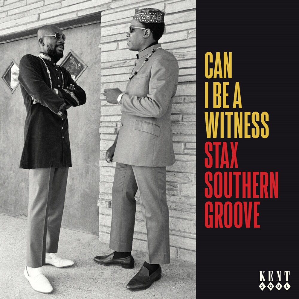 Various Artists - Can I Be A Witness: Stax Southern Groove / Various