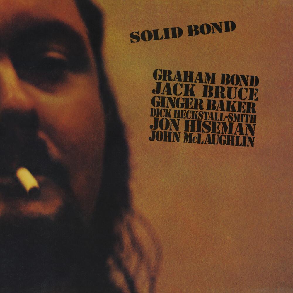 Graham Bond - Solid Bond