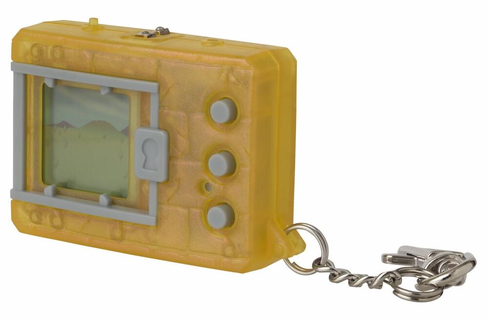 Digimon - Digimon Original Translucent Yellow (Ig)