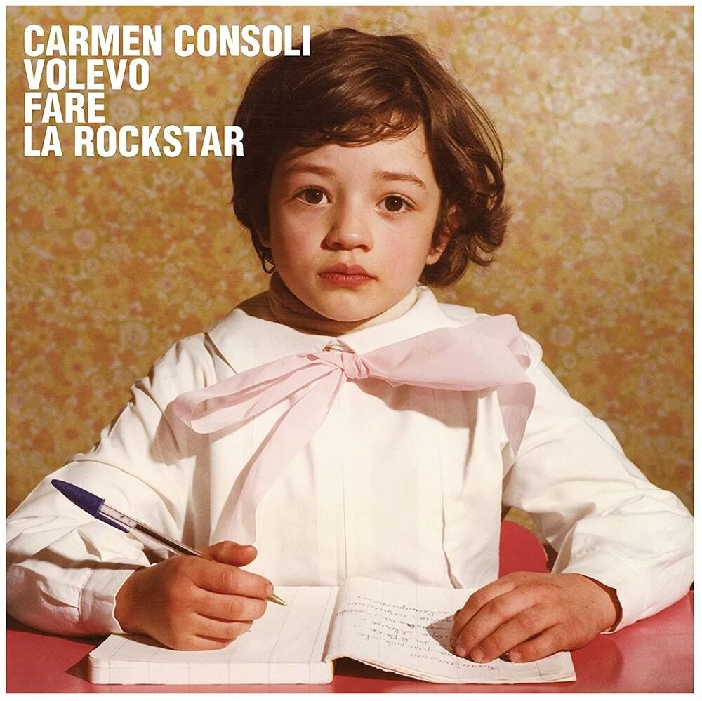 Carmen Consoli - Volevo Fare La Rockstar (Ita)