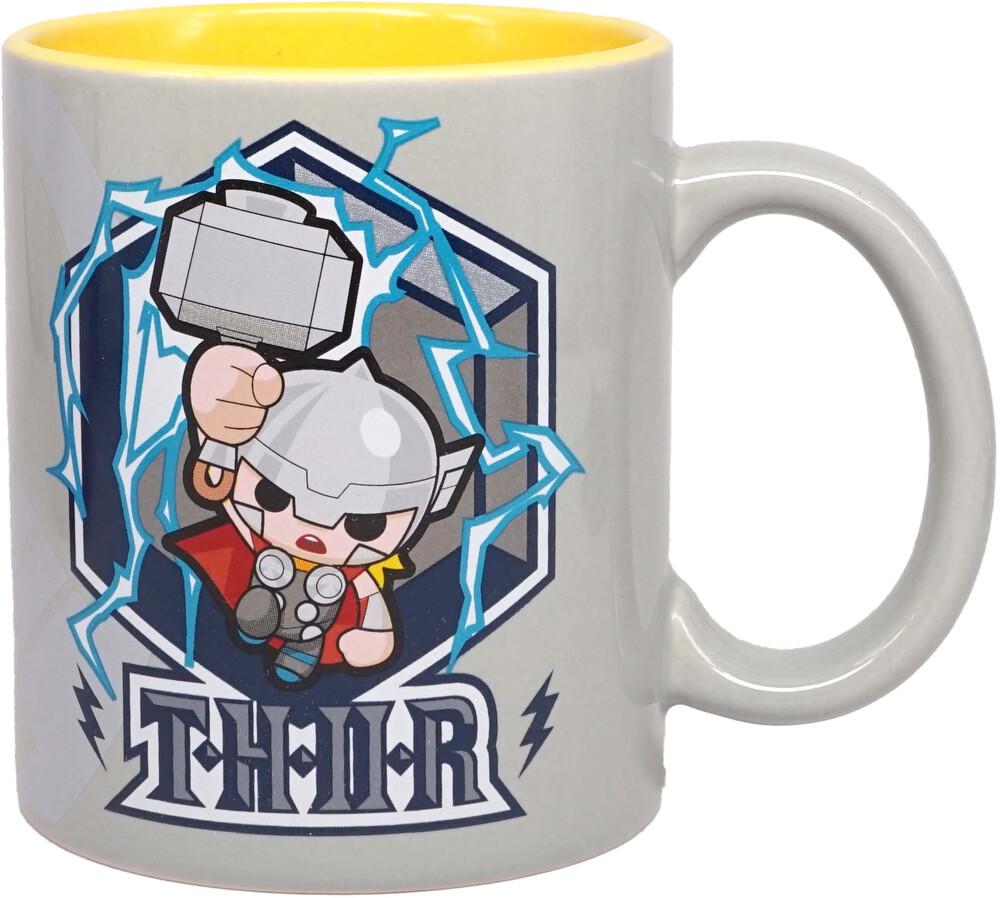 Marvel Mini Heroes Thor Mug (11 Oz) - Marvel Mini Heroes Thor Mug (11 Oz) (Mug)