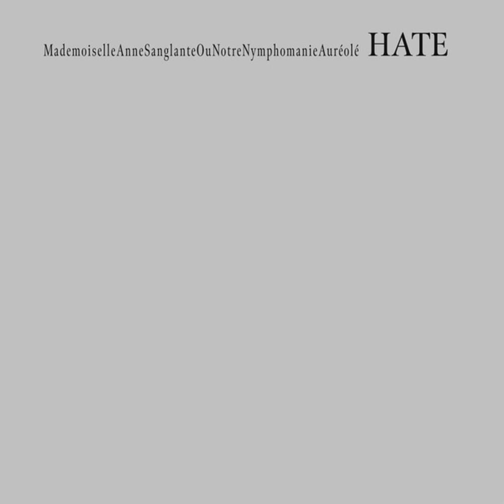 Masonna - Hate