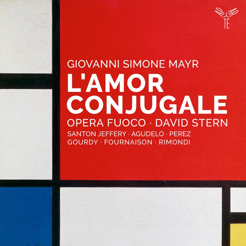 Opera Fuoco  / Stern,David - Mayr: L'amor Conjugale