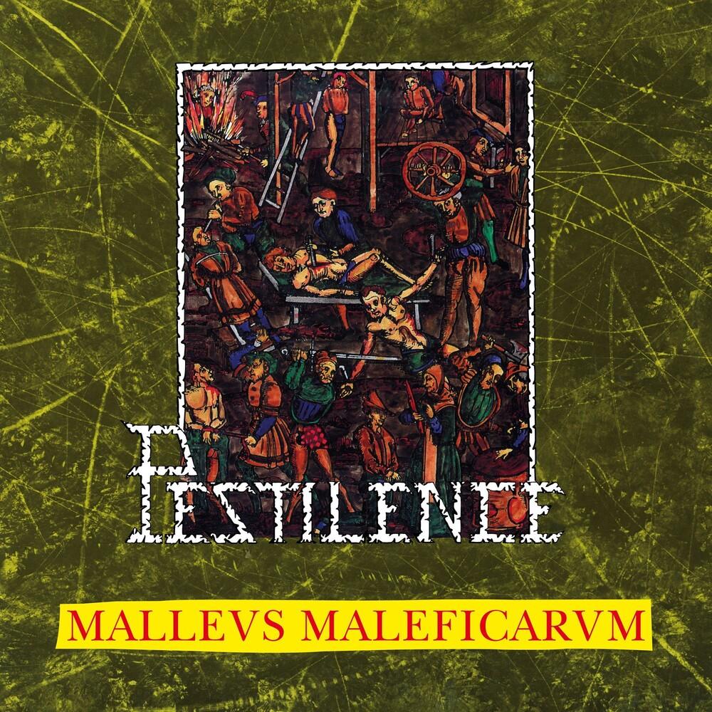 Pestilence - Malleus Maleficarum (Uk)