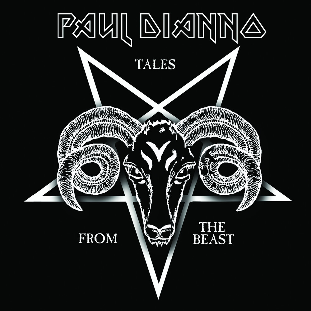 Paul Dianno - Tales From The Beast [Red LP]
