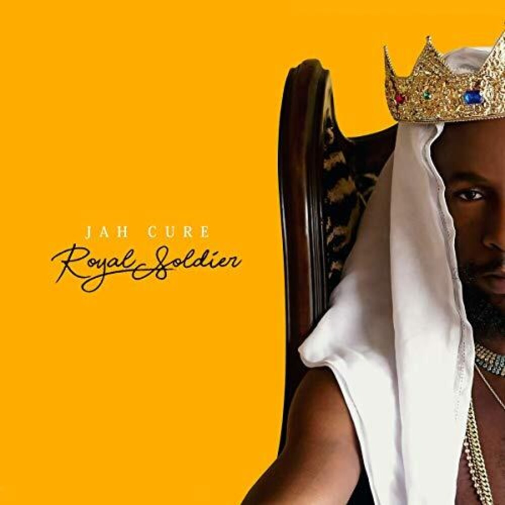 Jah Cure - Royal Soldier [LP]