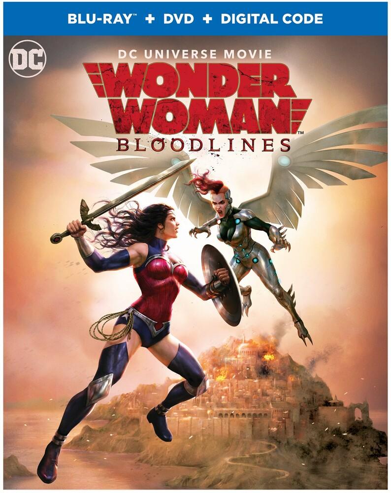 Wonder Woman - Wonder Woman: Bloodlines