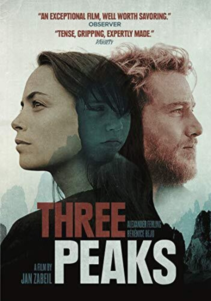 - Three Peaks (2017)