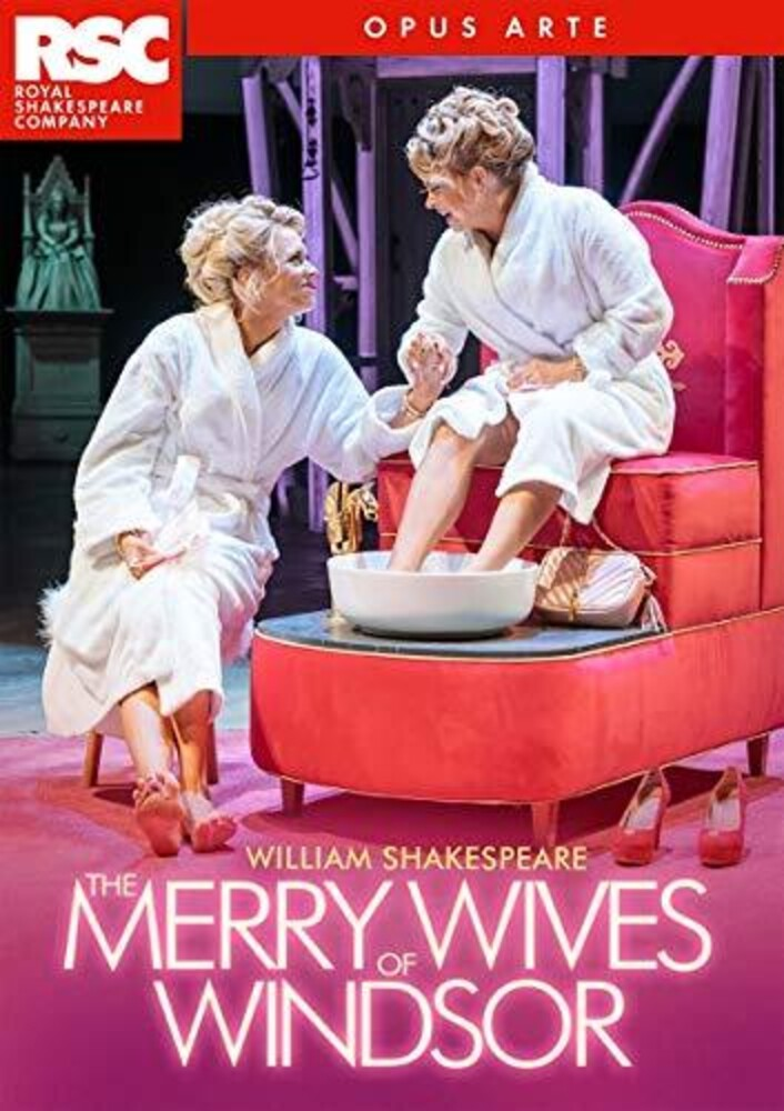 David Troughton - Merry Wives Of Windsor