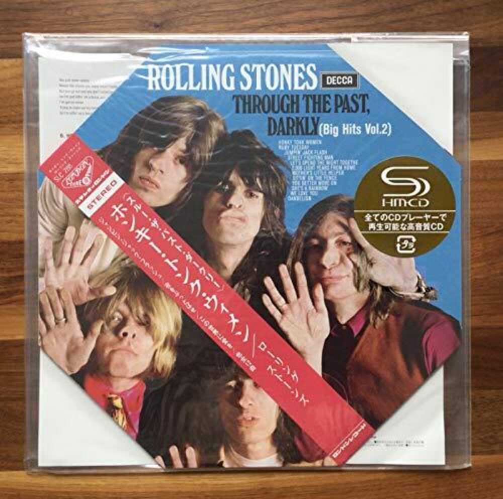 The Rolling Stones - Through The Past Darkly [Import]