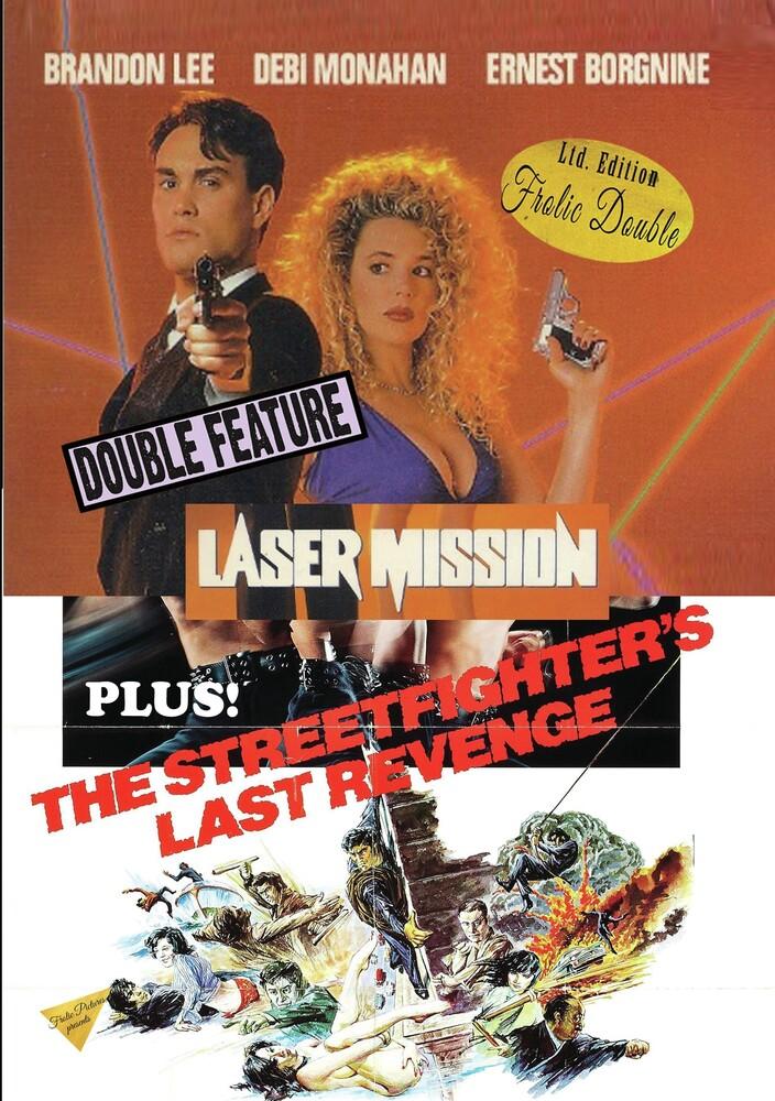 - Laser Mission/The Street Fighters Last Revenge