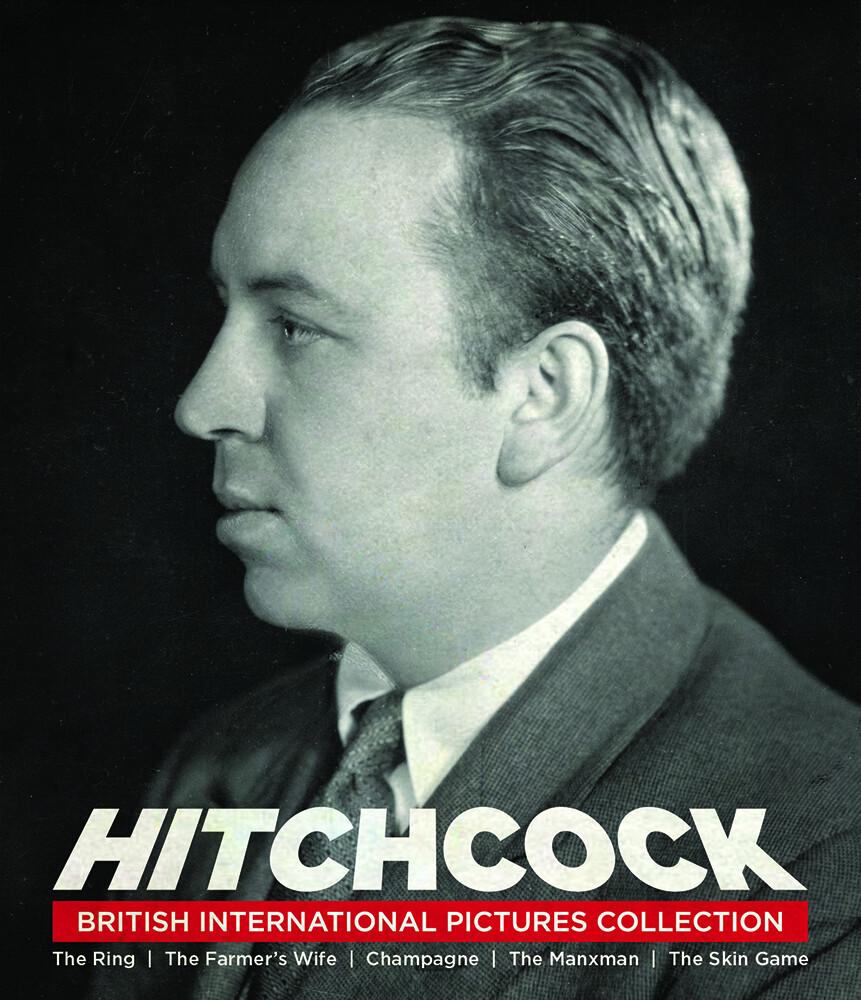 - Hitchcock: British International Pictures (2pc)