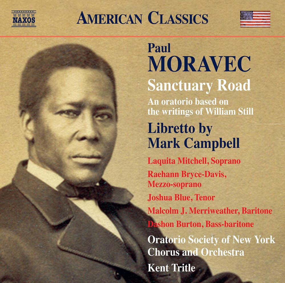 Moravec / Mitchell / Tritle - Sanctuary Road