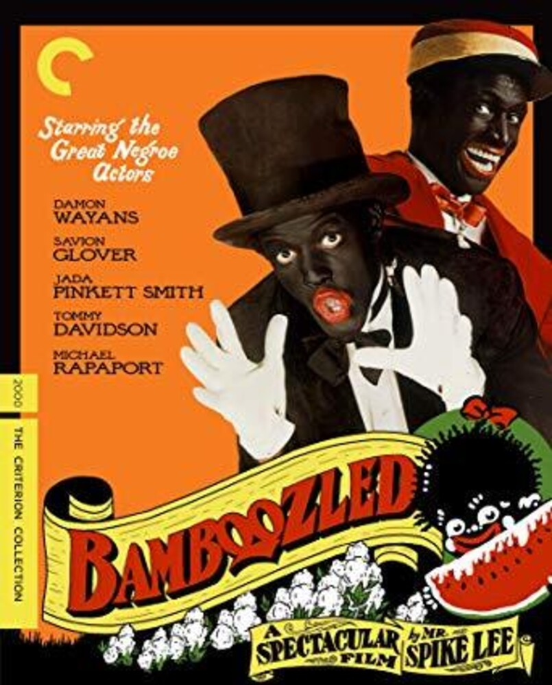 - Criterion Collection: Bamboozled / (Rstr Spec Ac3)