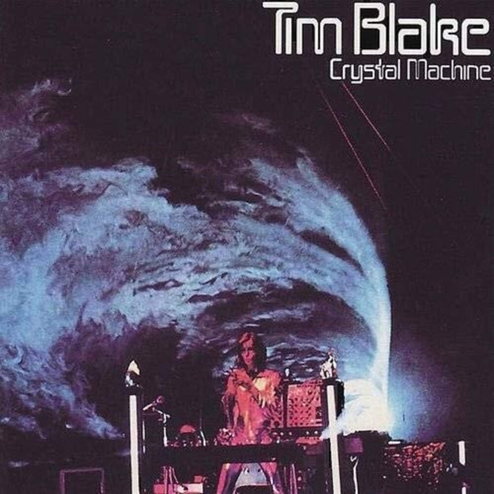 Tim Blake - Crystal Machine (Iex) (Blue) (Iex)
