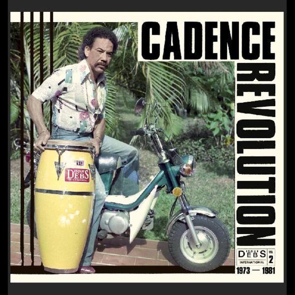 Cadence Revolution Disques Debs International 2 - Cadence Revolution: Disques Debs International 2