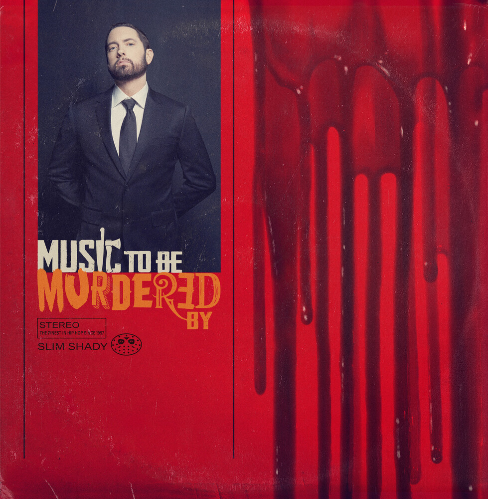 Eminem - Music To Be Murdered By [Clean]