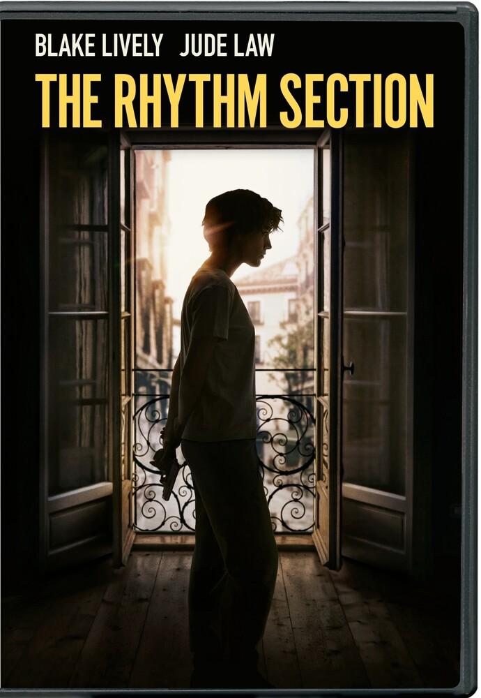The Rhythm Section [Movie] - The Rhythm Section