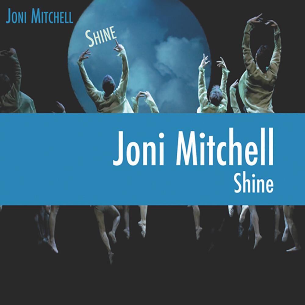 Joni Mitchell - Shine [LP]