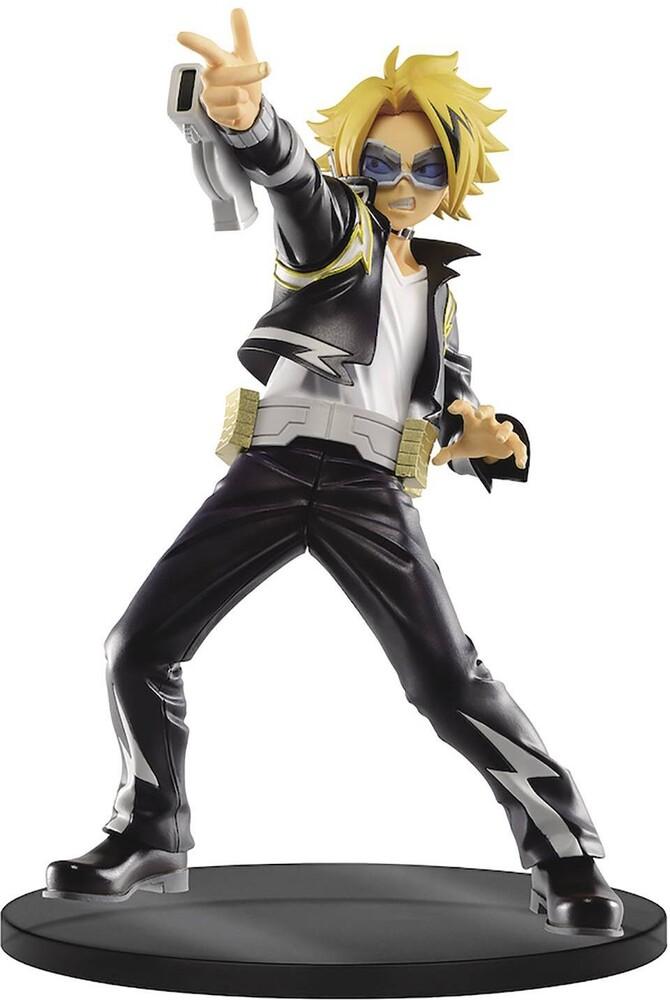 Banpresto - BanPresto My Hero Academia Amazing Heroes Denki Kaminari Figure