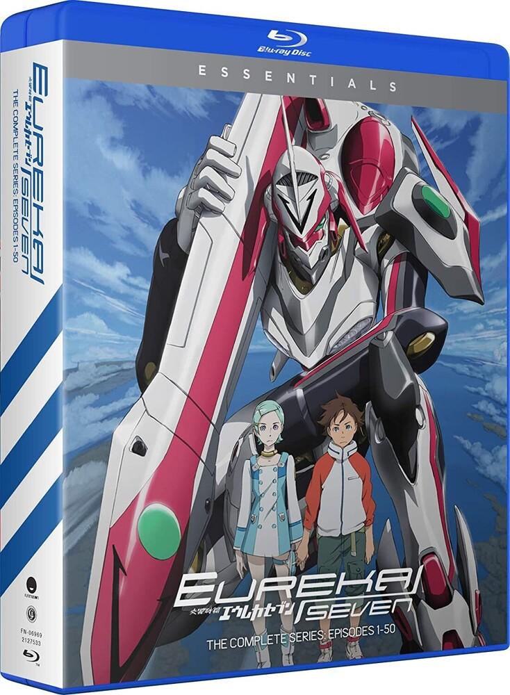 Eureka Seven: Complete Series - Eureka Seven: Complete Series (7pc) / (Box Digc)