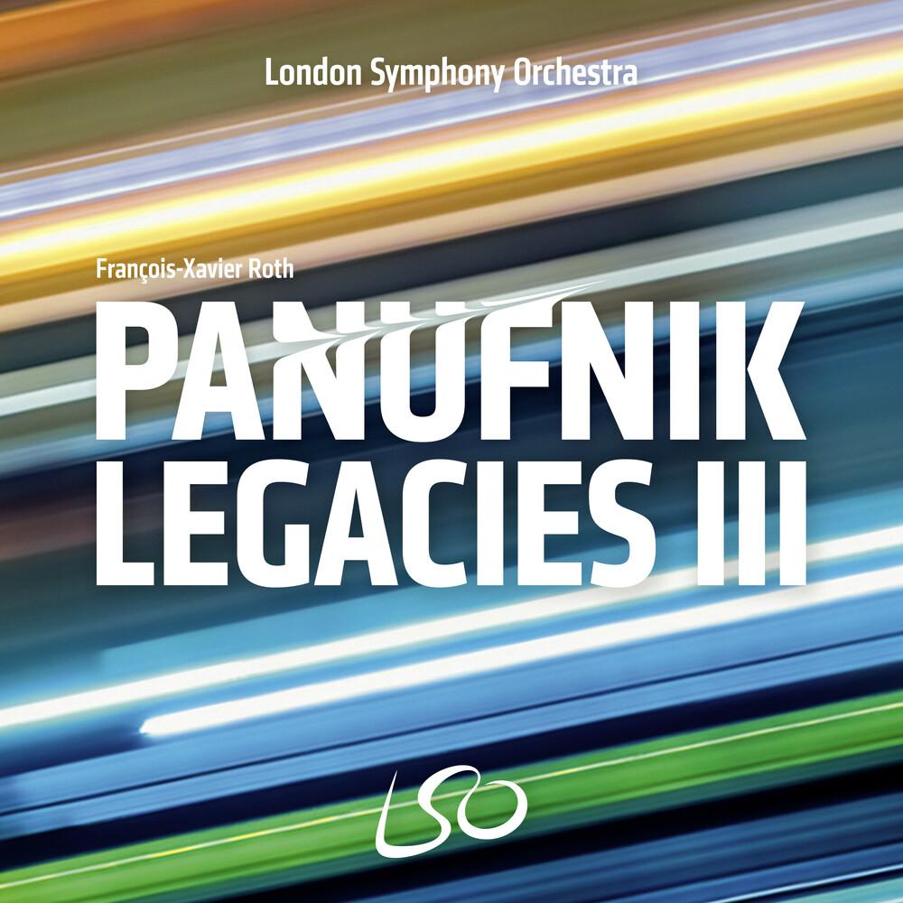 London Symphony Orchestra / Francois-Xavier Roth - Panufnik Legacies III