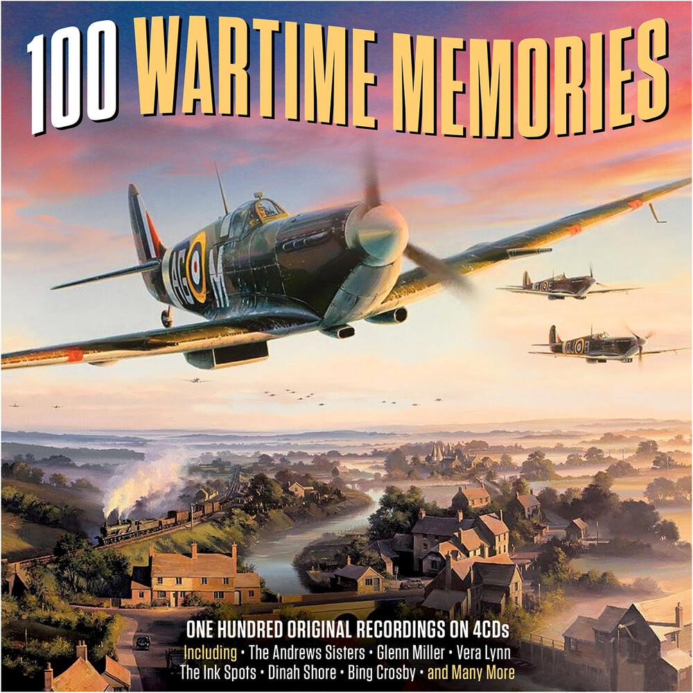 100 Wartime Favourites / Various - 100 Wartime Favourites / Various