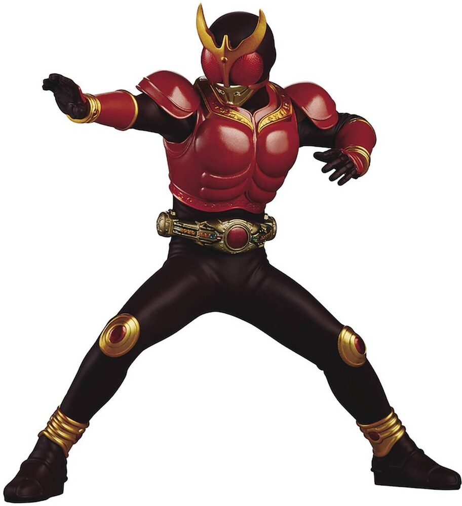 Banpresto - BanPresto Kamen Rider Kuuga Hero's Brave Statue Mighty Form Figure