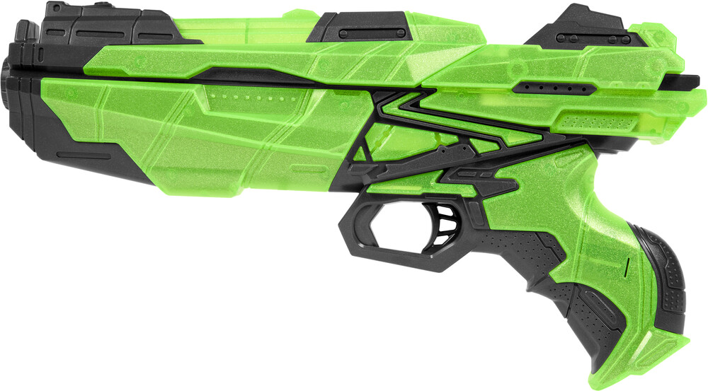 Dart Blasters - World Tech Warrior: Glow in the Dark Havoc Dart Blaster
