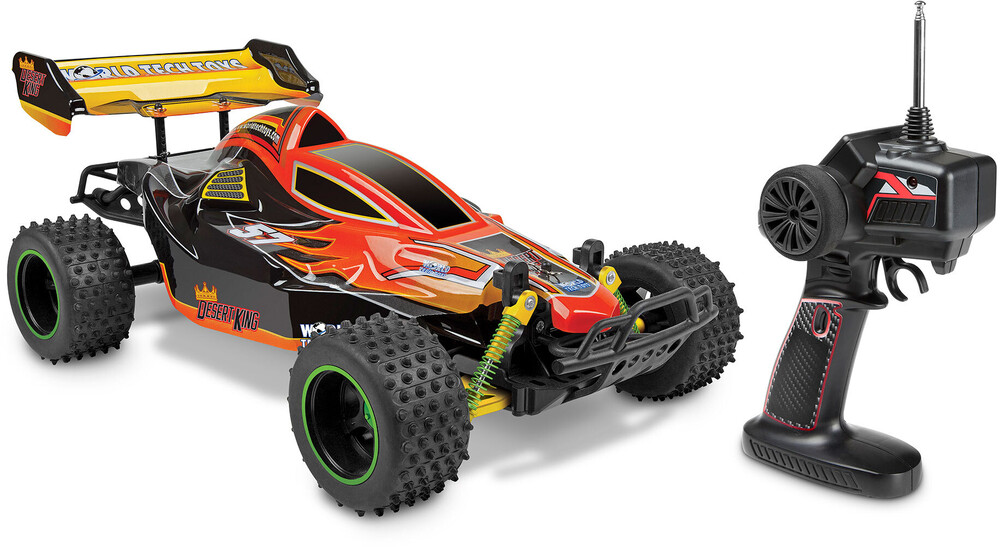 Rc Vehicles - 1:10 Desert King Remote Control Buggy