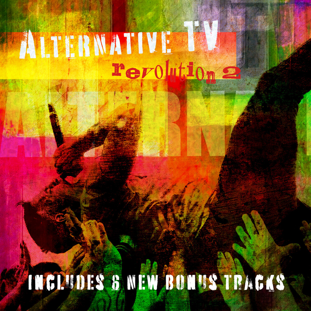 Alternative Tv - Revolution2 (Uk)
