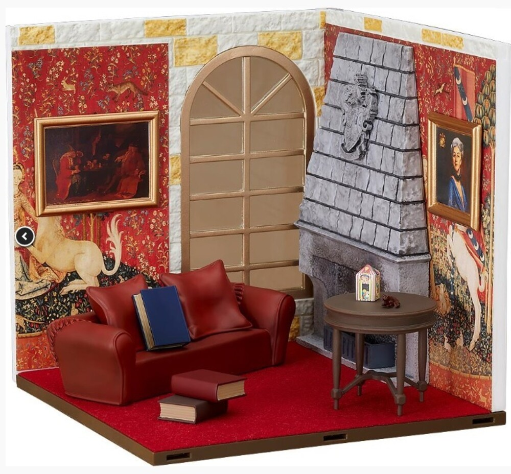 - Good Smile Company - Harry Potter - Nendoroid Playset #08: Gryffindor Common Room
