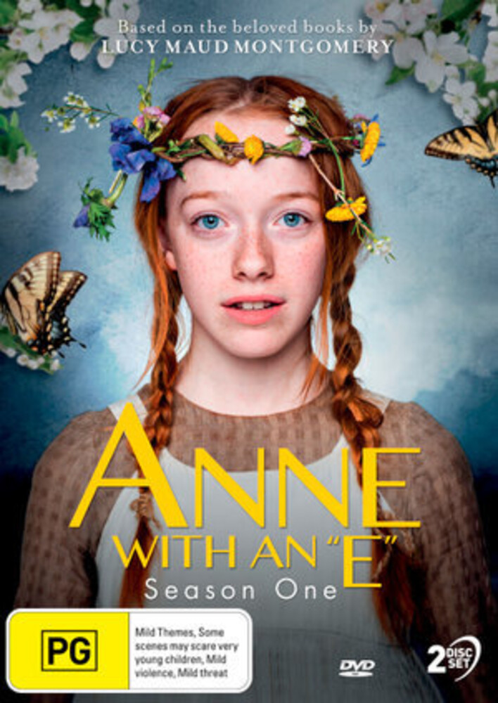 - Anne With An E: Season 1 (2pc) / (Aus Ntr0)